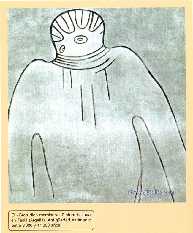 Resultado de imagen de gran dios marciano