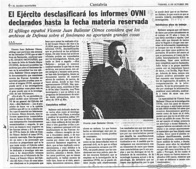 23 de octubre de 1992: