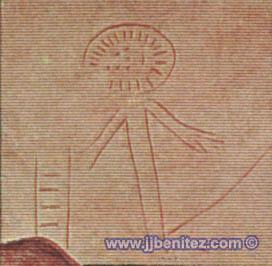 ovnis en la antigüedad