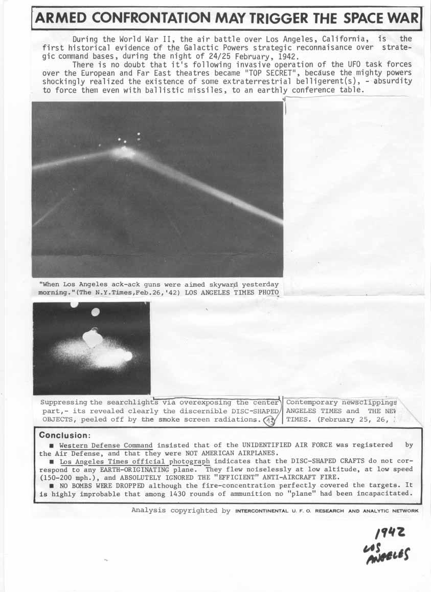Center for UFO Studies