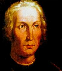 Cristóbal Colón y los ovnis